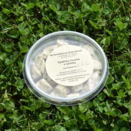 Kořeněné špalíčky česnek a bylinky 150g