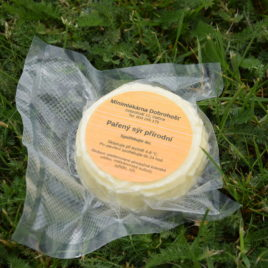 Kravský sýr pařený přírodní 150 g