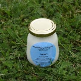 Jogurt kravský bílý 150ml