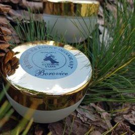 Přírodní krémový deodorant Borovice 50 ml