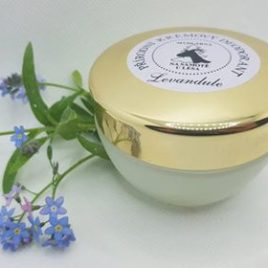 Přírodní krémový deodorant Levandule 50 ml