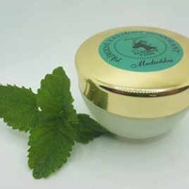 Přírodní krémový deodorant Meduňka 50 ml