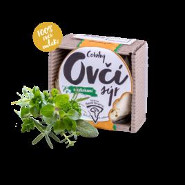 Sýr ovčí s bylinkami 150g